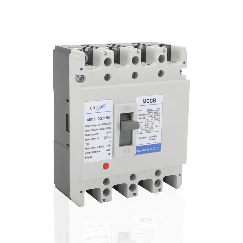 electric circuit breaker